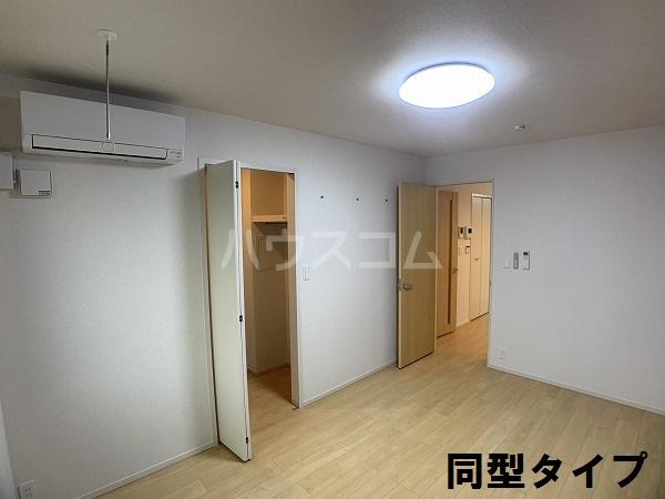 ベル アルカンシエル 303号室のキッチン