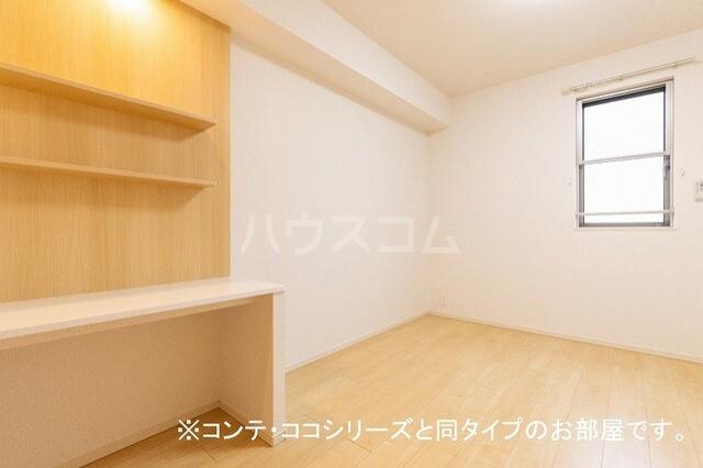 フォレスト 横須賀 206号室のベッドルーム
