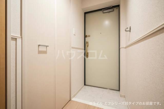 ミ・カーサⅡ 303号室の玄関
