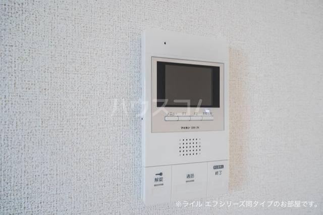ミ・カーサⅡ 303号室のセキュリティ