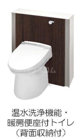 エバーグリーンフクギ 401号室のトイレ