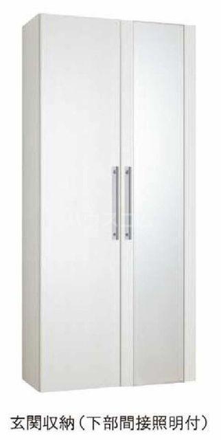 マンション カトレアⅢ 602号室の玄関