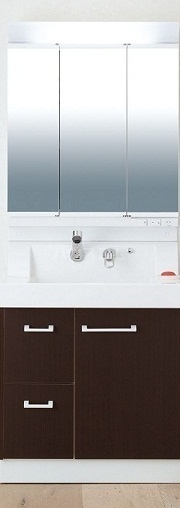 玉城SOU(タマグスクソウ) 303号室の洗面所