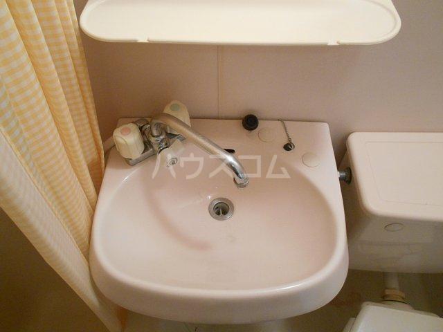 ユウパレス南橋本 202号室の洗面所