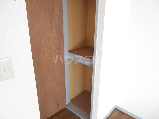 ユウパレス南橋本 202号室の収納