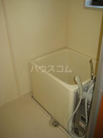 フォートオリオン 1-1号室の洗面所