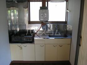 フォートオリオン 1-1号室のキッチン