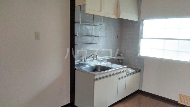 サンフォレスタ鵠沼 102号室のキッチン