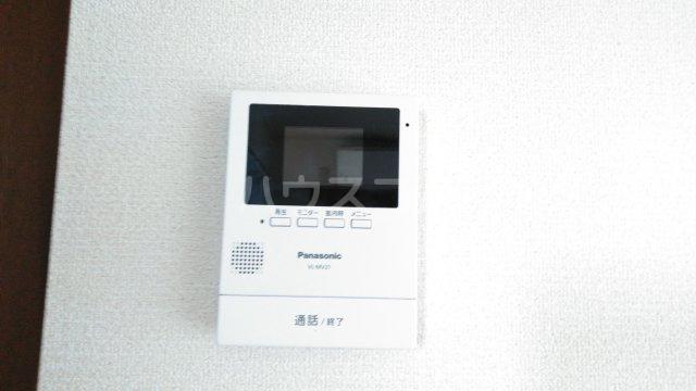 シェルコート倉賀野 402号室のセキュリティ