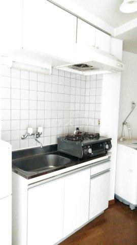 シェルコート倉賀野 402号室のキッチン