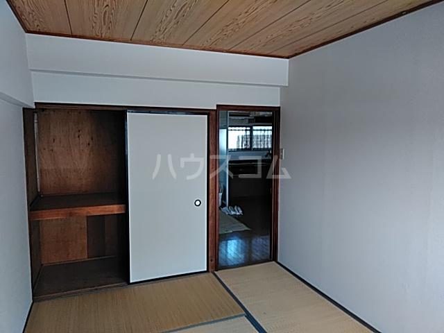 南コーポラス 202号室の収納