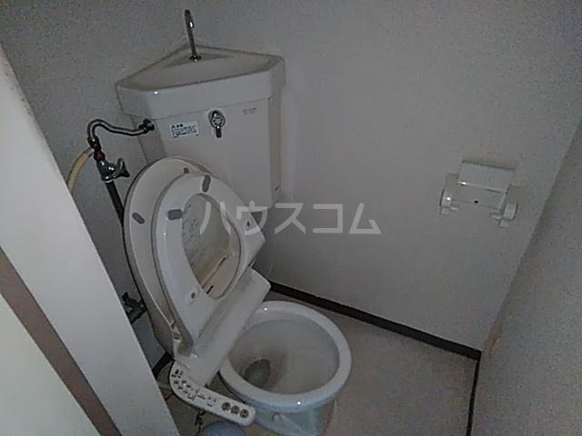南コーポラス 202号室のトイレ