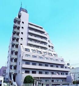 日神パレステージ東長崎 701号室のエントランス