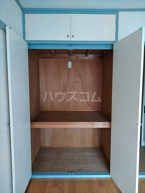 HOSOI-'93 110号室の収納