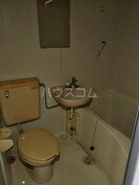 HOSOI-'93 110号室の風呂