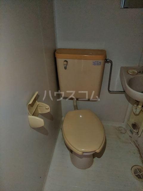 HOSOI-'93 110号室のトイレ