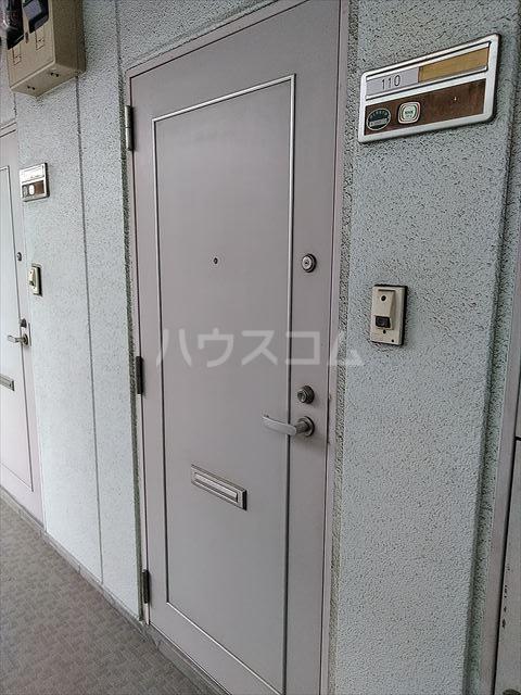 HOSOI-'93 110号室の玄関