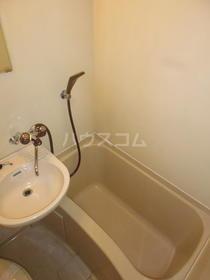 藤栄ハイツ 202号室の風呂