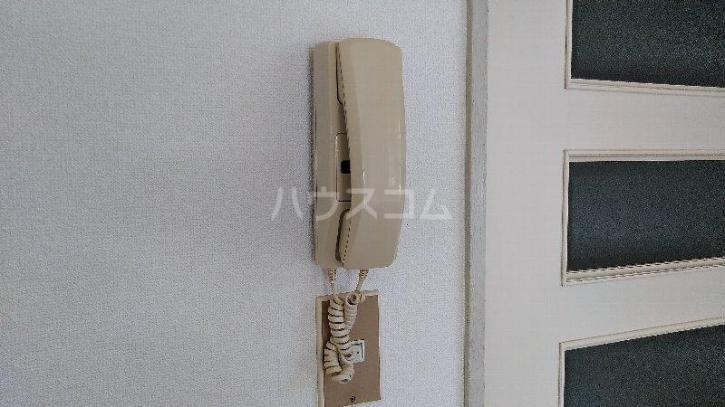 サンプラザ港南中央ⅡB棟 105号室のセキュリティ