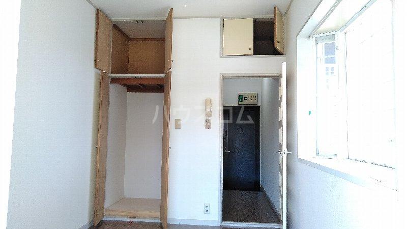 サンプラザ港南中央ⅡB棟 105号室の収納