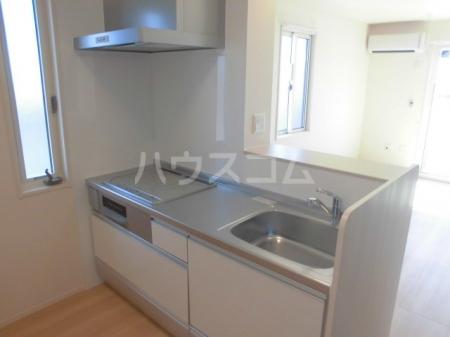 フェリーチェ C 203号室のキッチン