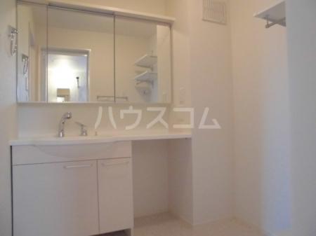 フェリーチェ C 203号室の洗面所