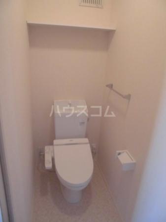 フェリーチェ C 203号室のトイレ