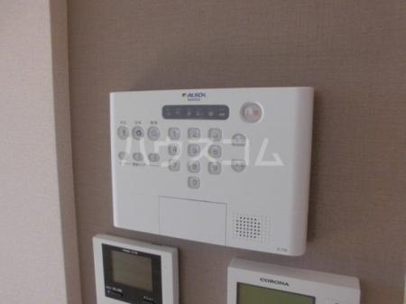 フェリーチェ C 203号室のセキュリティ