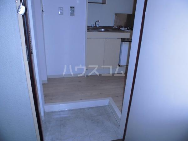 露橋ロイヤルハイツ I 5K号室の玄関