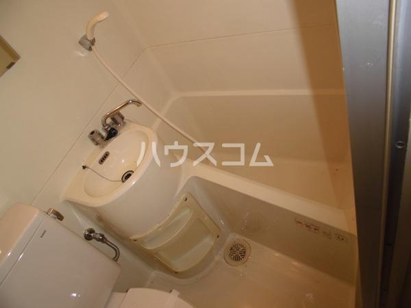露橋ロイヤルハイツ I 5K号室の洗面所