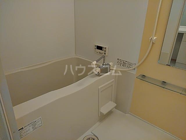 アンフルール 206号室の風呂