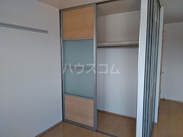 アンフルール 206号室の収納