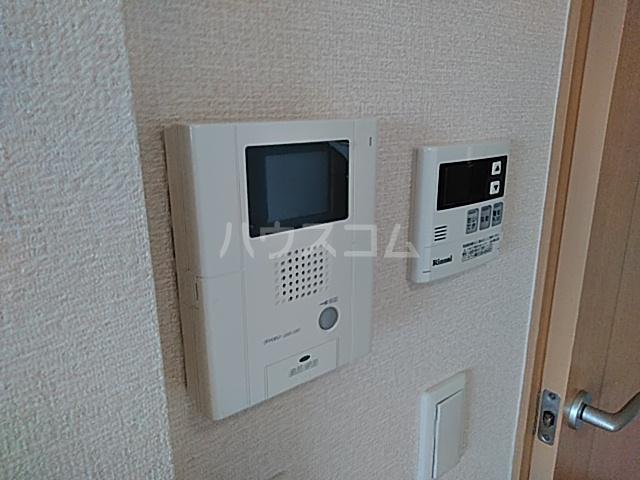 アンフルール 206号室のセキュリティ