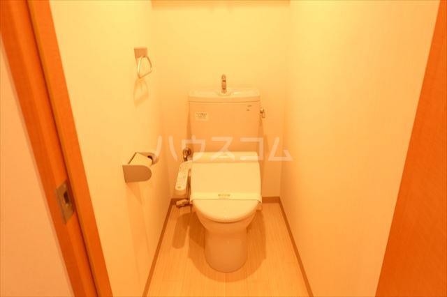 グランヒルズ 205号室のトイレ