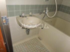 コーポプラント 002C号室の洗面所