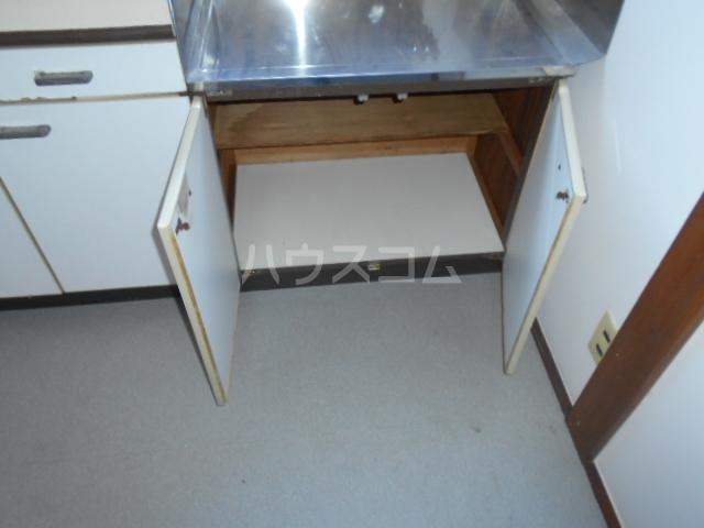 第2コーポユタカ 207号室の収納