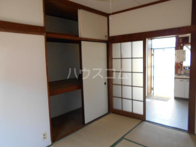 第2コーポユタカ 207号室の居室