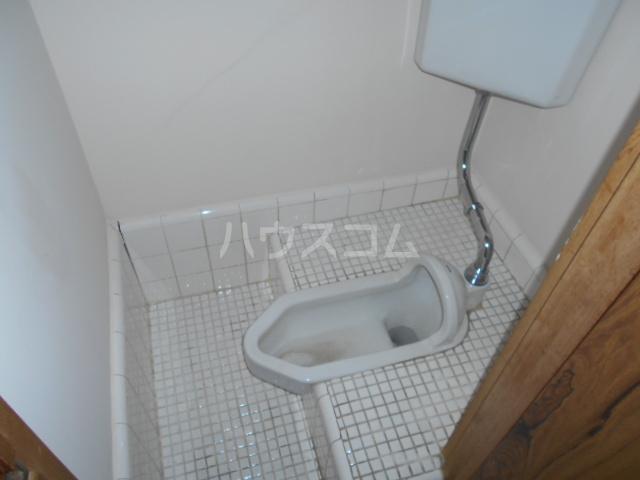 第2コーポユタカ 207号室のトイレ