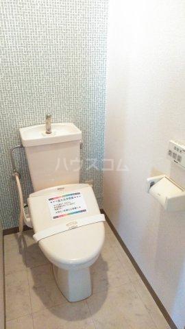 ハツミマンション B 105号室の洗面所
