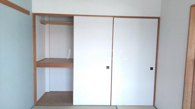ハツミマンション B 105号室の居室