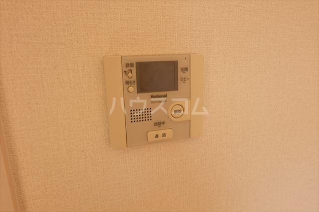 アネシス城北 B 303号室のセキュリティ