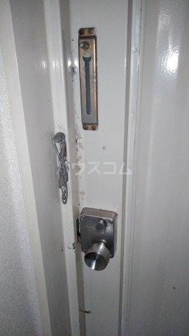 コーポ・リヨン 201号室のセキュリティ