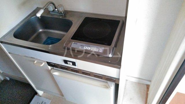 コーポ・リヨン 201号室のキッチン