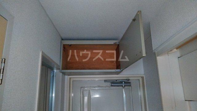コーポ・リヨン 201号室の収納
