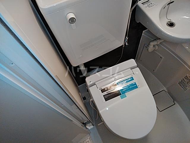 ユナイト根岸ヘルマン・ヘッセ 102号室のトイレ