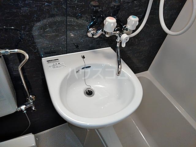 ユナイト根岸ヘルマン・ヘッセ 102号室の洗面所