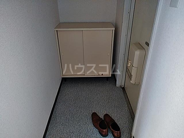 ベストンハイム元町 603号室の玄関