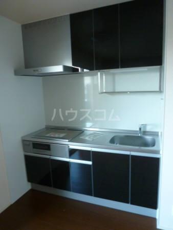 ハイグレードみずほ野 207号室のキッチン