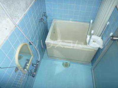 赤坂荘 202号室の風呂
