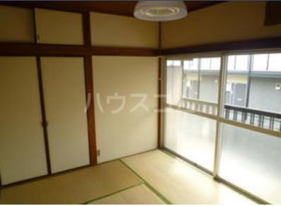 赤坂荘 202号室のベッドルーム